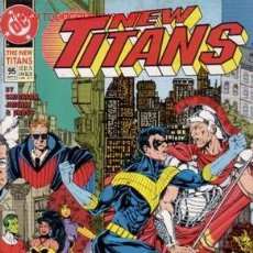 Cómics: THE NEW TITANS VOL.2 # 95 (DC,1993) - NEW TEEN TITANS - PHIL JIMENEZ. Lote 5200036