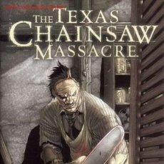 Cómics: THE TEXAS CHAINSAW MASSACRE SPECIAL 2005 - REGULAR COVER (AVATAR,2005) - MATANZA DE TEXAS. Lote 26500750