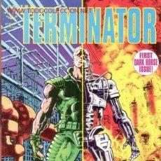 Comics : TERMINATOR VOL.1 # 1 (DARK HORSE,1990). Lote 3818124