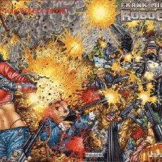 Cómics: FRANK MILLER - ROBOCOP # 1 - WRAP AROUND COVER (AVATAR,2003). Lote 25734525