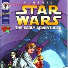 Cómics: CLASSIC STAR WARS - EARLY ADVENTURES # 1 (DARK HORSE,1994). Lote 3914952