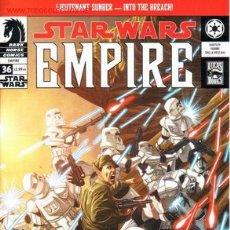 Cómics: STAR WARS - EMPIRE # 36 (DARK HORSE,2005). Lote 23753456