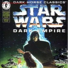 Cómics: DARK HORSE CLASSICS - STAR WARS - DARK EMPIRE # 3 (DARK HORSE,1997). Lote 3033759