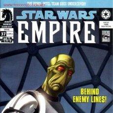 Cómics: STAR WARS - EMPIRE # 37 (DARK HORSE,2005). Lote 23753455