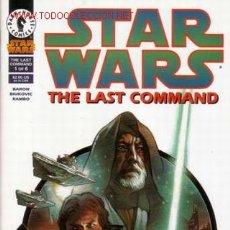 Cómics: COMPLETA - STAR WARS - THE LAST COMMAND # 1 AL 6 (DARK HORSE,1997). Lote 26395021
