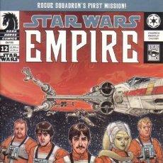 Cómics: STAR WARS - EMPIRE # 12 (DARK HORSE,2003). Lote 23753459