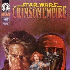 Cómics: STAR WARS - CRIMSON EMPIRE # 4 (DARK HORSE,1998). Lote 3033748
