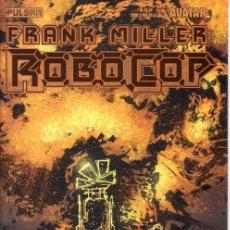 Cómics: FRANK MILLER - ROBOCOP # 5 (AVATAR,2005). Lote 25734522