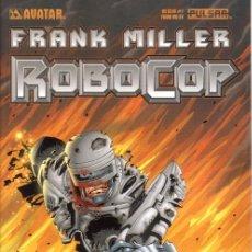 Cómics: FRANK MILLER - ROBOCOP # 1 (AVATAR,2005). Lote 25734523