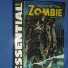 Cómics: ESSENTIAL * THE ZOMBIE * VOLUMEN 1 * # 1 AL # 10 & DRACULA # 1 & # 2 *. Lote 18948089