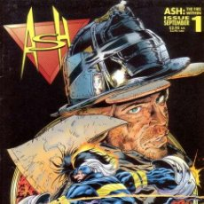 Fumetti: COMPLETA - ASH : THE FIRE WITHIN # 1 Y 2 (EVENT,1996) - JOE QUESADA. Lote 27571321