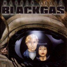 Cómics: COMPLETA - WARREN ELLIS - BLACKGAS # 1 AL 3 (AVATAR,2006). Lote 112745039