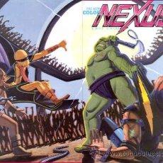 Cómics: NEXUS VOL.2 # 2 (CAPITAL COMICS,1983) - MIKE BARON - STEVE RUDE. Lote 11583654