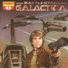 Cómics: COMPLETA - BATTLESTAR GALACTICA CLASSIC VOL.1 # 1 AL 5 (DYNAMITE,2006). Lote 26854515