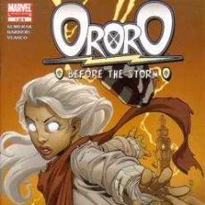 Cómics: COMPLETA - ORORO : BEFORE THE STORM # 1 AL 4 (MARVEL,2005) - X-MEN. Lote 26523400