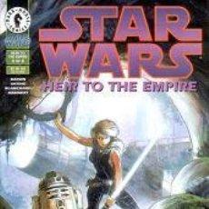 Cómics: STAR WARS - HEIR TO THE EMPIRE # 4 (DE 6) (DARK HORSE,1995). Lote 23753450
