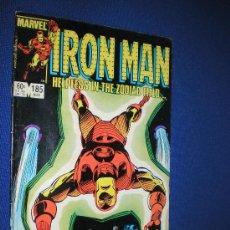 Cómics: IRON MAN VOL.1 Nº 185 - MARVEL COMIC USA - EN INGLES. Lote 13303811