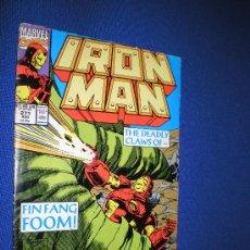 Cómics: IRON MAN VOL.1 Nº 271 - MARVEL COMIC USA - EN INGLES. Lote 13304117
