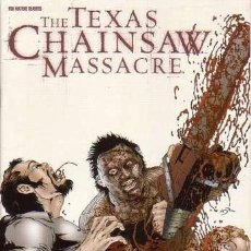 Cómics: COMPLETA - TEXAS CHAINSAW MASSACRE: THE GRIND # 1 AL 3 (AVATAR,2006). Lote 27549433