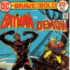 Cómics: BATMAN AND THE DEMON Nº 109 (INGLES). Lote 14280036