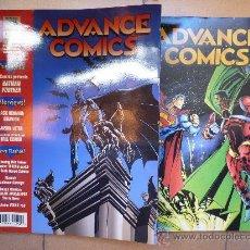 Cómics: LOTE DE 2 ADVANCE COMICS - MAYO 94 - Nº 65, JUN. 95 - Nº 78 - EN INGLÉS - 367 PÁGINAS . Lote 14342763