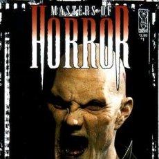 Cómics: COMPLETA - MASTERS OF HORROR # 1 AL 4 (IDW PUBLISHING,2005). Lote 26717084
