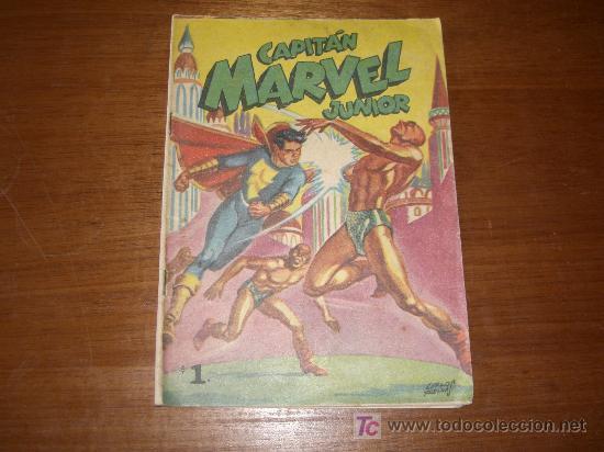RAREZA ABSOLUTA - CAPITAN MARVEL JUNIOR Nº 9 - AÑO 1953 EN FAWCETT (Tebeos y Comics - Comics Lengua Extranjera - Comics USA)