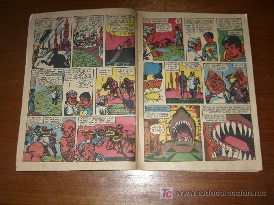 Cómics: RAREZA ABSOLUTA - CAPITAN MARVEL JUNIOR Nº 9 - Año 1953 En FAWCETT - Foto 3 - 15239208