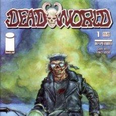 Cómics: COMPLETA - DEADWORLD VOL.3 # 1 AL 6 (IMAGE-DESPERADO,2005) - ZOMBIE. Lote 26903025