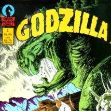 Cómics: COMPLETA - GODZILLA VOL.1 # 1 AL 6 (DARK HORSE,1988) - GOJIRA 1984. Lote 25959905
