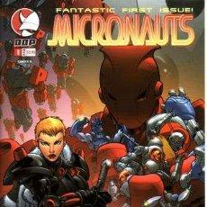 Cómics: COMPLETA - MICRONAUTS VOL.3 # 1 AL 3 (IMAGE,2004). Lote 27507772