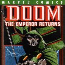 Cómics: COMPLETA - DOOM: THE EMPEROR RETURNS # 1 AL 3 (MARVEL,2002) - DR. MUERTE. Lote 26216669