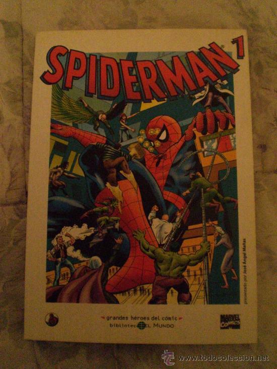 SPIDERMAN DE EL MUNDO VOLUMEN 1 (Tebeos y Comics - Comics Lengua Extranjera - Comics USA)