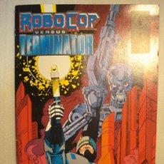 Cómics: COMIC ROBOCOP VS TERMINATOR.- Nº 1 AÑO 1992.. Lote 23128545
