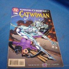 Comics: CATWOMAN, INTRODUCING: CYBERCAT, Nº 42, FEBRUARY 1997, DC USA. Lote 17526730
