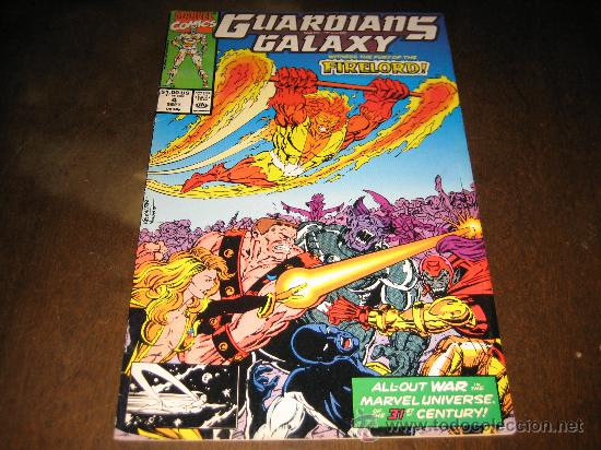 GUARDIANS OF THE GALAXY # 4 (Tebeos y Comics - Comics Lengua Extranjera - Comics USA)