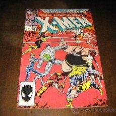 Cómics: THE UNCANNY X-MEN # 225. Lote 25330142