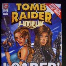 Cómics: TOMB RAIDER WITCHBLADE - EDITADO EN EL REINO UNIDO POR PANINI UK - VER DESCRIPICIÓN PARA MÁS DATOS.. Lote 18776064