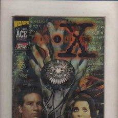 Cómics: WIZAR ACE EXPEDIENTES X N-0 EDICION DE LUJO Y LIMITADO 1998. Lote 27425618