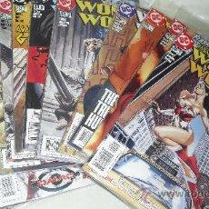 Cómics: WONDER WOMAN - DC COMICS - MEGA COLECCIÓN - TODOS LOS NÚMEROS DESDE 1994 - MÁS DE 200 COMICS. Lote 27483293