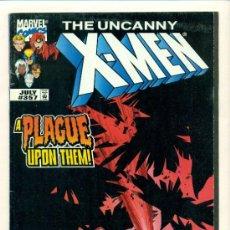 Cómics: X MEN - THE UNCANNY. Lote 27563731