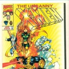 Cómics: X MEN - THE UNCANNY - EN INGLÉS. Lote 25310717