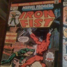 Cómics: MARVEL PREMIERE FEATURING IRON FIST #23 CLAREMONT. Lote 26961091