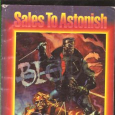 Cómics: SALES TO ASTONISH .MARVEL COMICS CANADÁ 1994. Lote 21909077