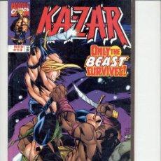 Cómics: KA-ZAR 19 MARVEL. Lote 22118559
