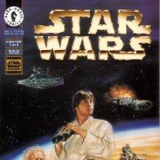 Cómics: COMPLETA - STAR WARS: A NEW HOPE SPECIAL EDITION # 1 AL 4 (DARK HORSE,1997). Lote 26921072
