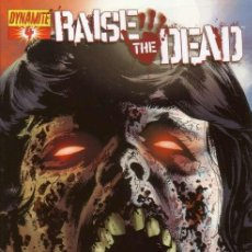 Cómics: RAISE THE DEAD VOL.1 # 4B (DYNAMITE,2007) - SEAN PHILLIPS COVER - ZOMBIE. Lote 25504536