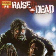 Cómics: RAISE THE DEAD VOL.1 # 3B (DYNAMITE,2007) - SEAN PHILLIPS COVER - ZOMBIE. Lote 25504537