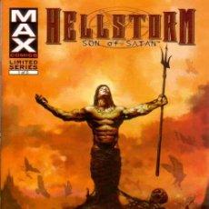 Cómics: COMPLETA - HELLSTORM: SON OF SATAN # 1 AL 5 (MARVEL-MAX,2006). Lote 26698216