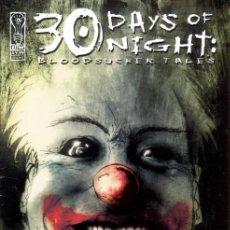 Cómics: COMPLETA - 30 DAYS OF NIGHT: BLOODSUCKER TALES # 1 AL 8 (IDW,2004) - 30 DIAS DE NOCHE - STEVE NILES. Lote 26717081